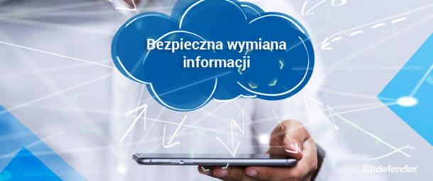 Bezpieczna wymiana informacji