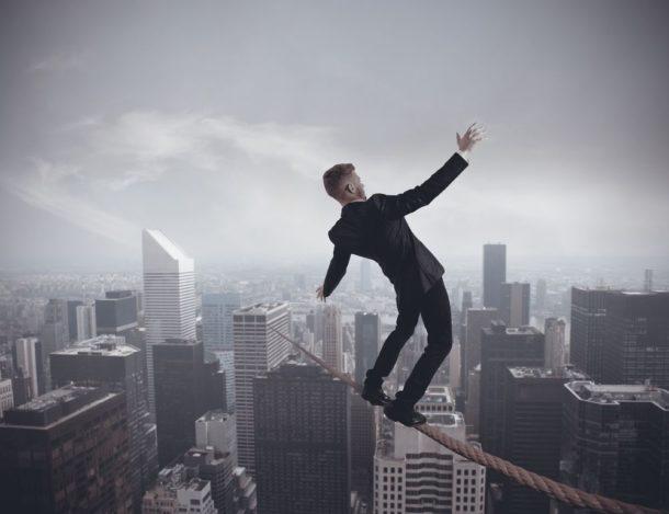 Jak mądrze ryzykować na początku kariery?