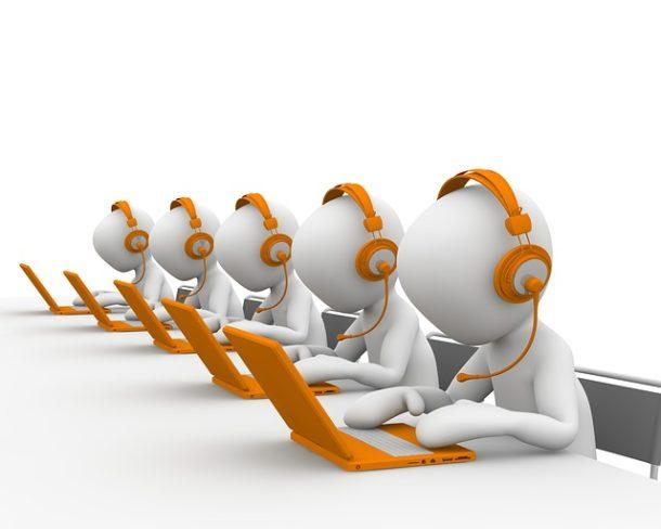 Rośnie rynek call center