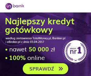 Inbank kredyt gotówkowy