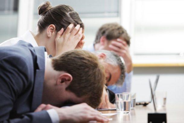 10 powodów, dla których pracownik opuszcza firmę