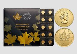 1 gram złota