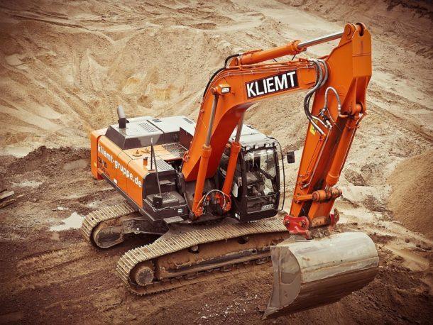 Leasing i kredyt na maszyny budowlane