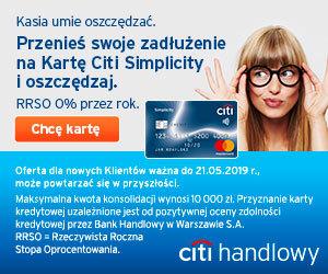 karta kredytowa Simplicity