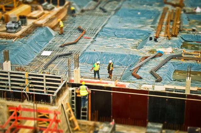 Firmy budowlane zmagają się z niską rentownością