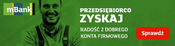 Konto firmowe dwa lata bez opłat i 100 zł premii